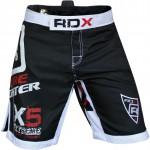 Шорты MMA RDX X5 (черные)