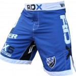 Шорты MMA RDX X5 (синие)