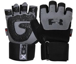 Перчатки для фитнеса RDX Workout Pro