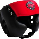 Шлем боксерский RDX Professional Gel v.2