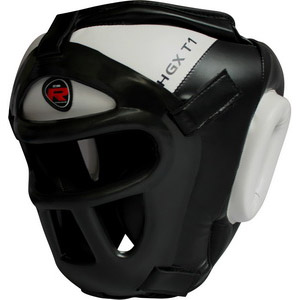 Шлем боксерский Grill Defence (белый)