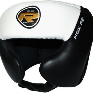 Шлем для бокса RDX Mexican Gel (белый)