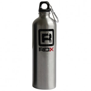 Бутылка для воды RDX 1000мл, серебро