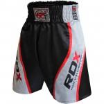Шорты боксерские RDX Professional чёрные