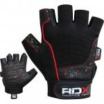 Перчатки женские для фитнеса и воркаута RDX Ultra