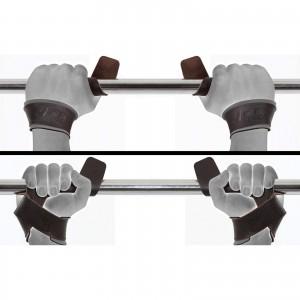 Лямки для тяги RDX Pro, кожанные