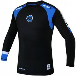 Рашгард RDX X4 MMA (синий)